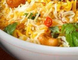 Coconut Ghee Rice