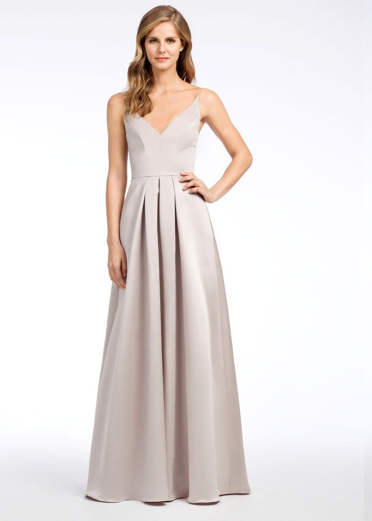 5665 By Hayley Paige Occasions Available At Pearl Bridal House Pink Bridesmaid Dresses Wedding
