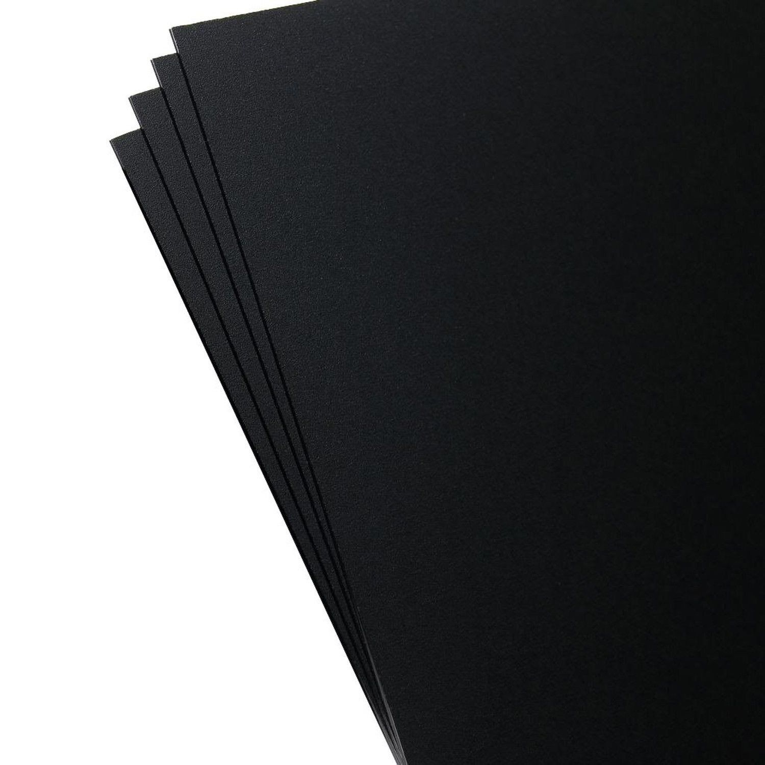 4 Kydex Plastic Sheets Black 12 X 12 X 1 16 0 060 Plastic Sheets Kydex Black Sheets