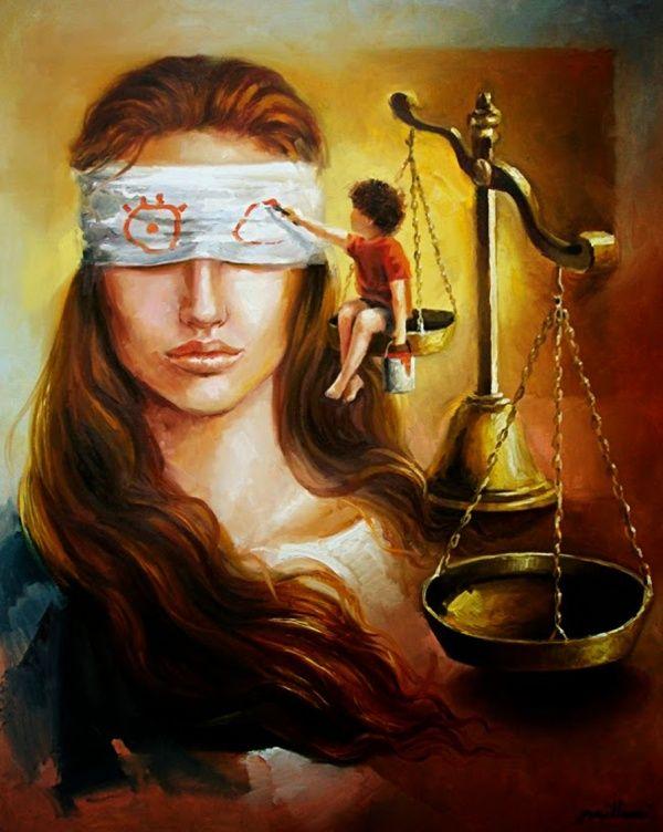 Богиня правосудия красивые картинки