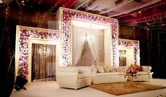 Wedding Decorations Wedding Themes Stage Decoration Floral Design Wedding Stage Wedding Backdrop Wedding Stage Decor