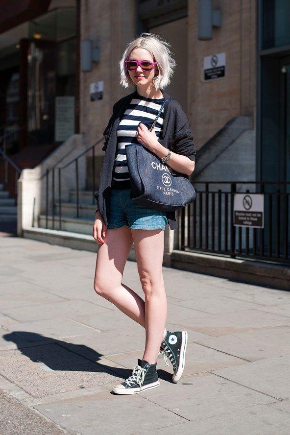 街拍剪貼簿:天天在時尚圈走跳的達人教你夏日穿搭!   美人計   妞新聞 niusnews
