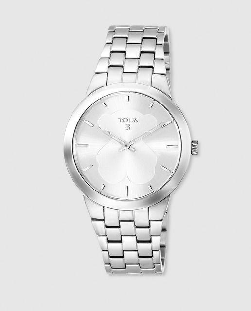 5cf89d7e1d1b Reloj de mujer Tous B-Face de acero