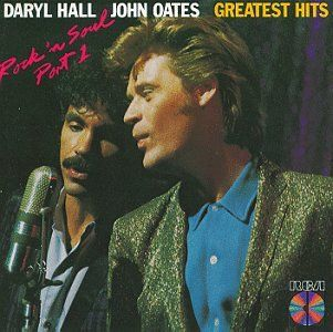 Daryl Hall and John Oates Greatest Hits