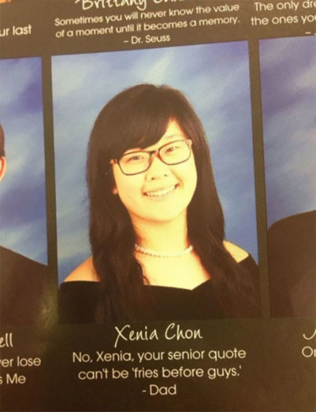 The Funniest Yearbook Quotes Of All Time BlazePress - The 28 funniest yearbook quotes of all time