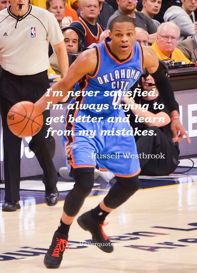 Russell Westbrook Quotes russell westbrook quotes | Basketball Quotes | Russell westbrook  Russell Westbrook Quotes
