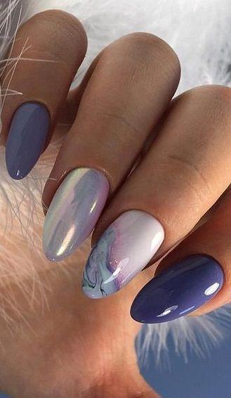 50 Easy Gel Nail Art Designs Trends Ideas 2020 In 2020 February Nails Gel Nail Art Gel Nails