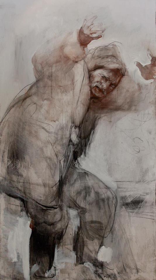 Nikolay Blokhin Siempre Me Ha Parecido Un Muy Buen Dibujante Y Leyendo El Post Que Le Dedicaron En El Dibujante Pinturas Realistas Arte Humano Arte Figurativo