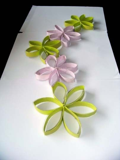 fabriquer des fleurs pour vos centres de tables 50 f tes d co organisation pinterest. Black Bedroom Furniture Sets. Home Design Ideas