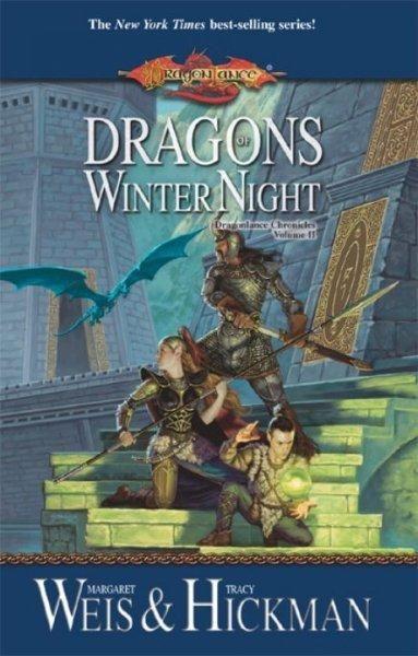 livro dragonlance