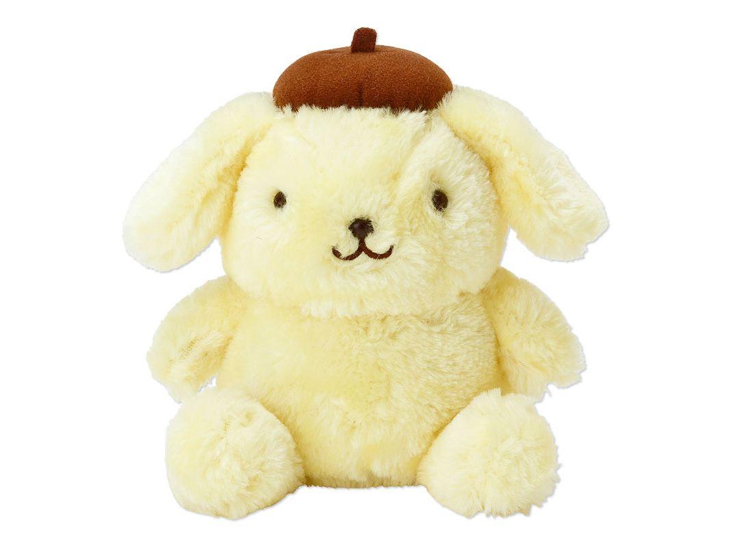 POMPOMPURIN Plush Doll Standard SS Size SANRIO JAPAN