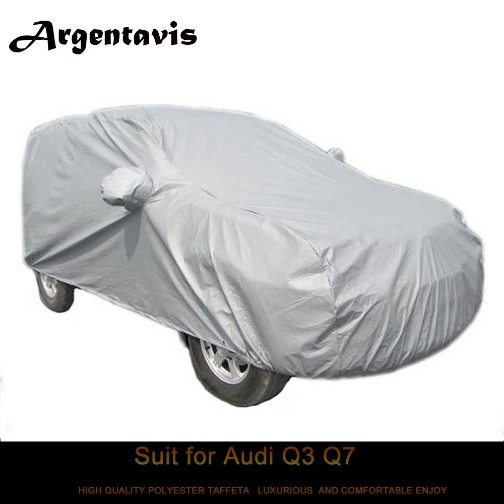 644ea667550d Car cover fit for Audi Q3 Q7 breathable sunshade resist snow waterproof  Anti-UV accessories products