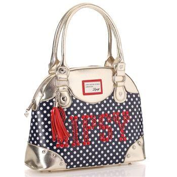 Lipsy Bag Polka Dot Tote Bags