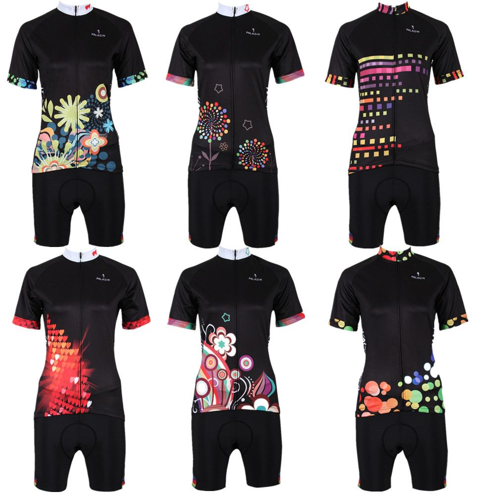 (Buy here: http://appdeal.ru/1h87 ) 2016 New Products Black Bicycle Outdoor Sportswear Roupa Ciclismo Cycling Clothing Bike Short Sleeve Cycling Jersey Sets S-3XL for just US $32.99