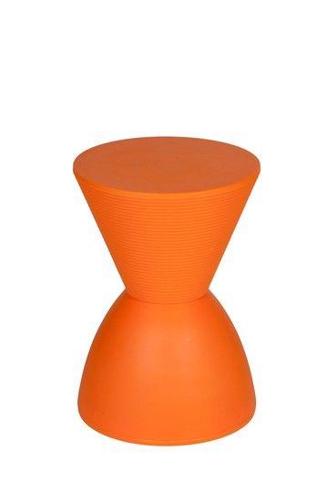 Best Bongo Orange Indoor Outdoor Side Table Outdoor Side 400 x 300