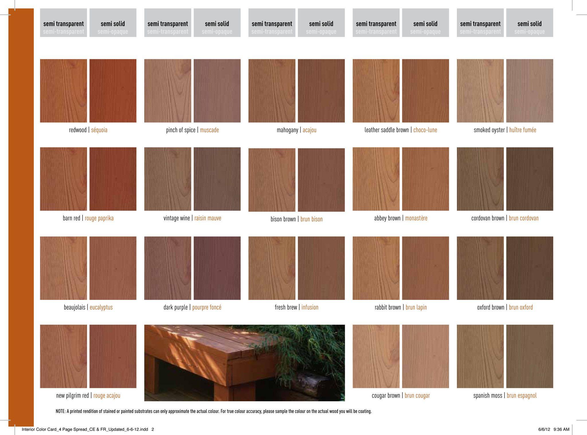 Benjamin Moore Arborcoat Premium Exterior Semi Transparent Exterior Stain Colors Exterior Wood Stain Solid Stain Colors