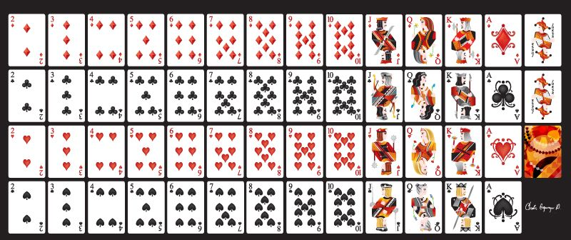 image relating to Printable Playing Card known as Poker-Playing cards- Miniatures - Printables - Toys Online games