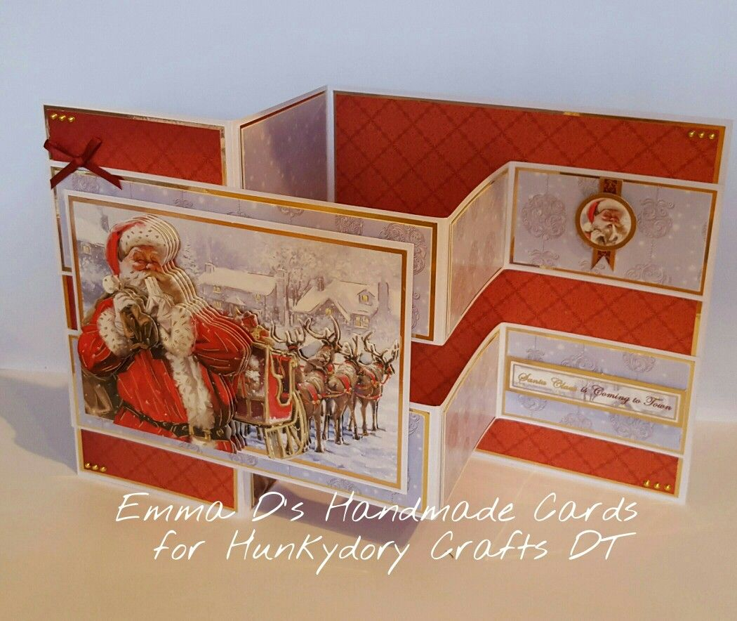 Hunkydory Crafts Deko-Set A Christmas Like No Udder