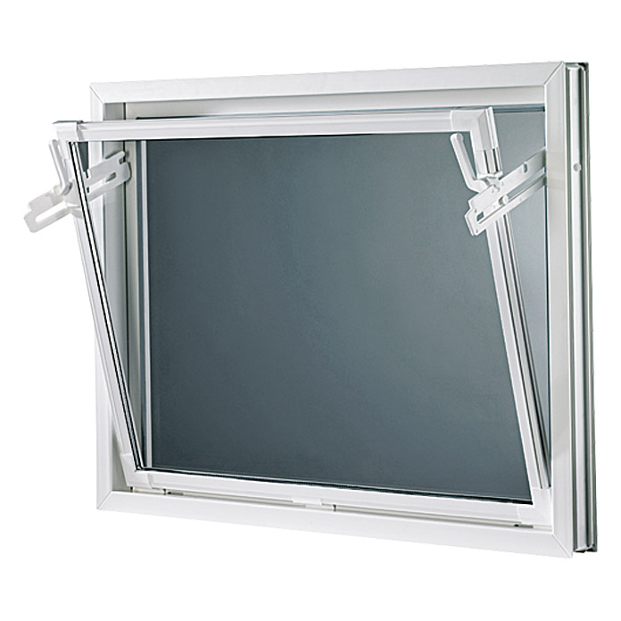 Solid Elements Kippfenster Easy B X H 80 X 50 Cm Kunststoff Weiss In 2020 Bauhaus Fenster Easy