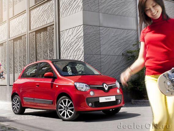 Minikar Reno Tvingo 2015 Renault Twingo 2015 New Renault