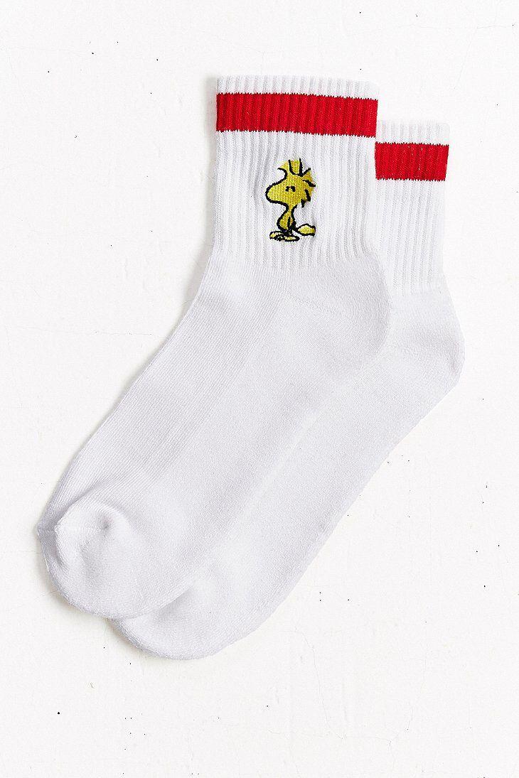 buy cheap new high quality official images Woodstock Ankle Stripe Sock in 2019 | Socks, Striped socks ...