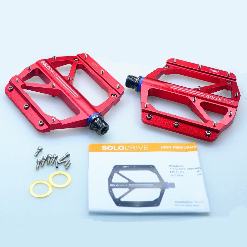 Low Profile Light Weight Mtb Bike Pedal Trail Bikes And All