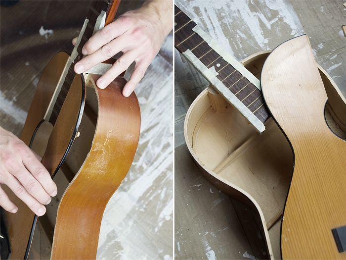 {DIY} Bau dir dein eigenes Gitarren Regal! - barfuss.im.november
