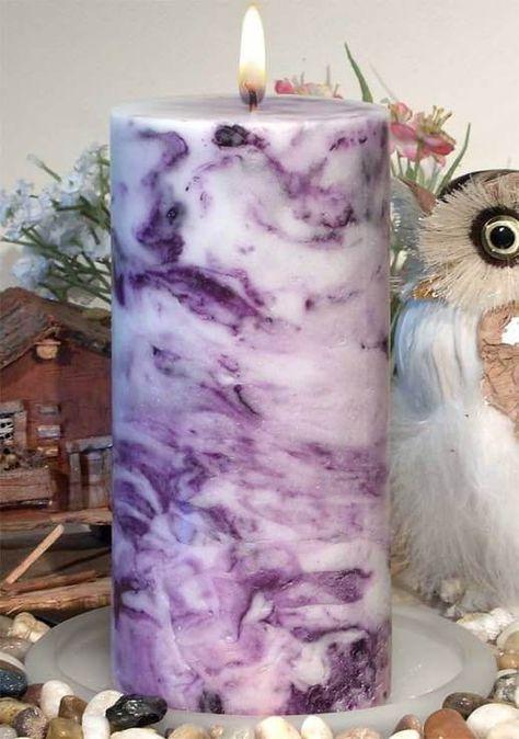 wir bringen dir bei wie du marmorierte kerzen selber machen kannst geschenke pinterest. Black Bedroom Furniture Sets. Home Design Ideas
