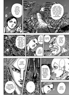 Film dan manga: Kingdom ch 511