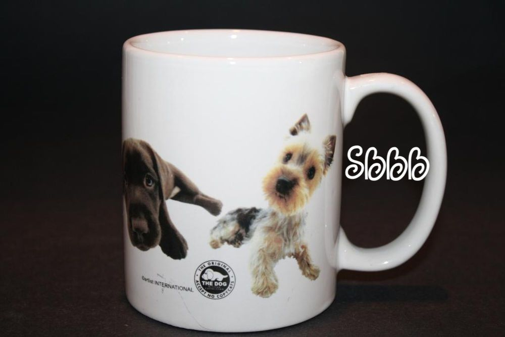 Artlist Collection The Dog Puppy Coffee Mug Yorkie Beagle Pug Labrador Sherwood Artlistcollection Thedog Yorkie Beagle Pug Labrad Mugs Coffee Mugs Yorkie