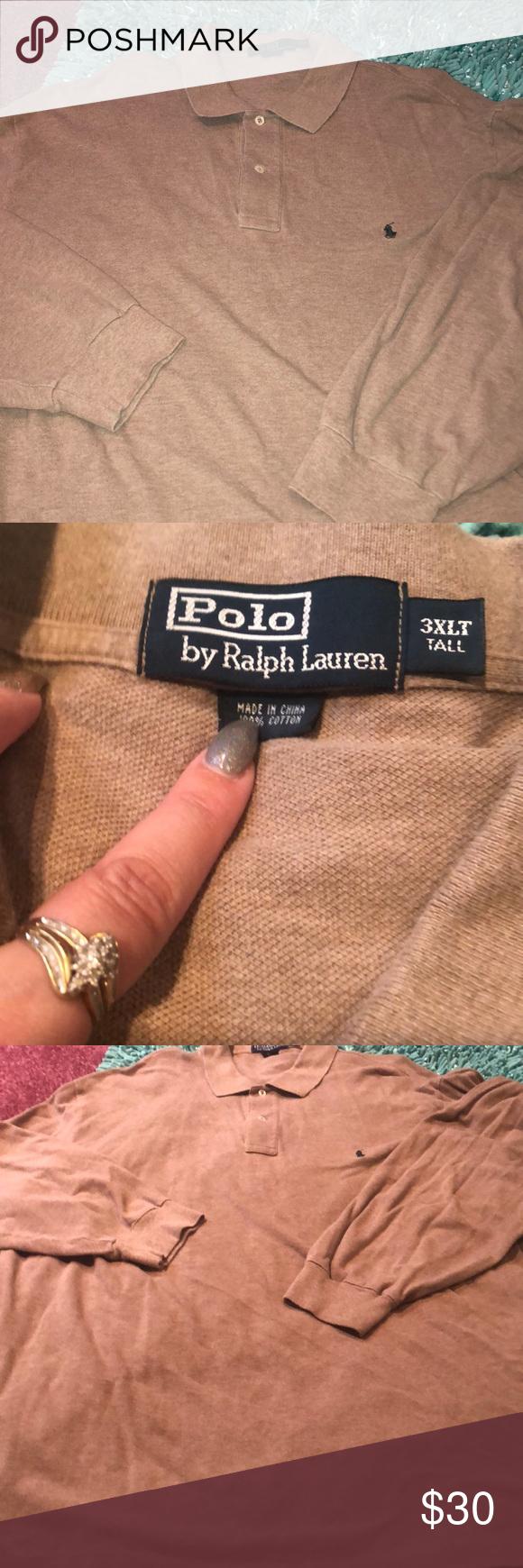 Polo Shirt Long sleeve polo shirt, Polo shirt, Long