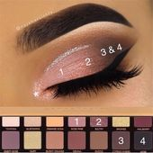 Photo of 23 Le maquillage naturel pour les yeux Smokey Make You Brilliant  23 Le maquilla…