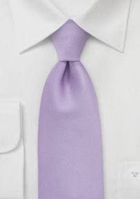 Textured Tie in Vintage Thistle