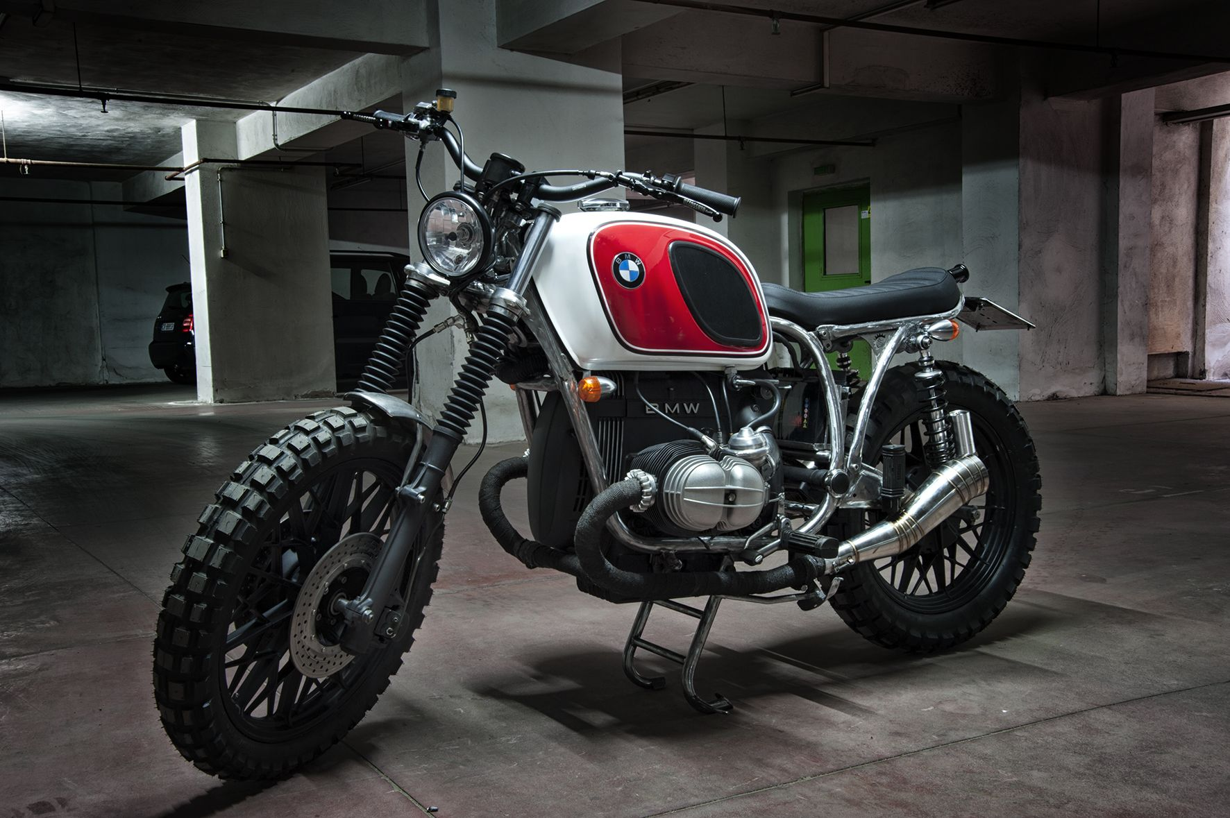 bmw r80 boxer country scrambler by motorecyclos motorecyclos boxer country pinterest. Black Bedroom Furniture Sets. Home Design Ideas