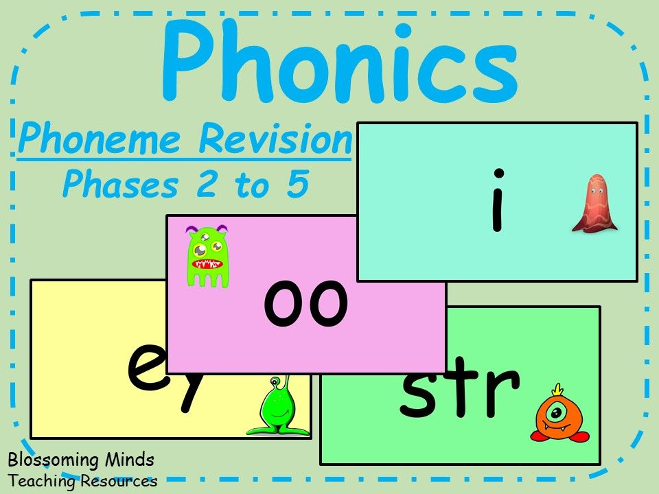daily phoneme revision