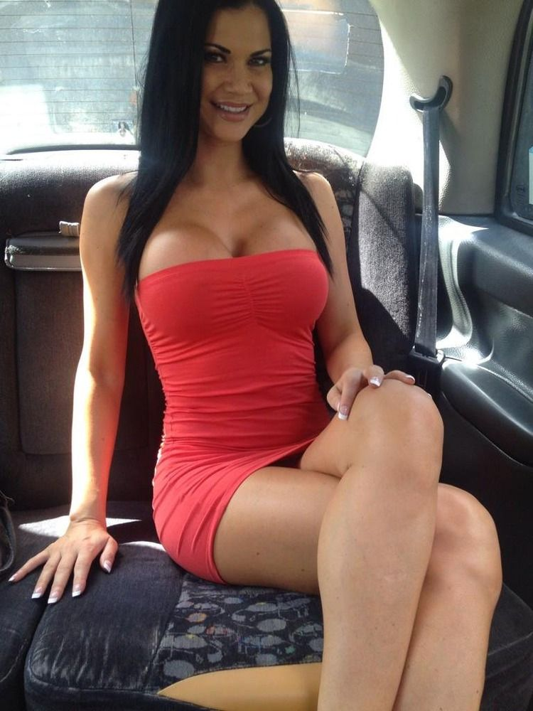 Fake taxi naughty lady has sex for free ride 7