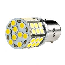 1157 Led Bulb Dual Function 27 Smd Led Tower Bay15d Bulb Led Bulb Led Replacement Bulbs Energy Efficient Bulbs