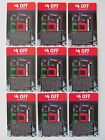 Nine (9) $4 Off Coupons For Any Mark Ten XL E Vapor Device Kit Expire 6/30/17