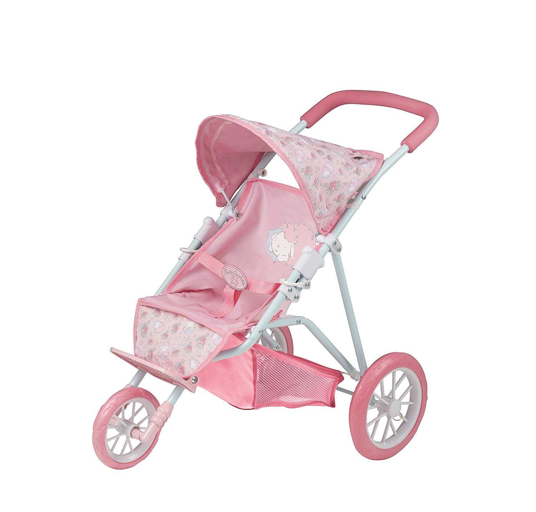 Der Spielzeugtester hat das Baby Annabell 1423480 Tri