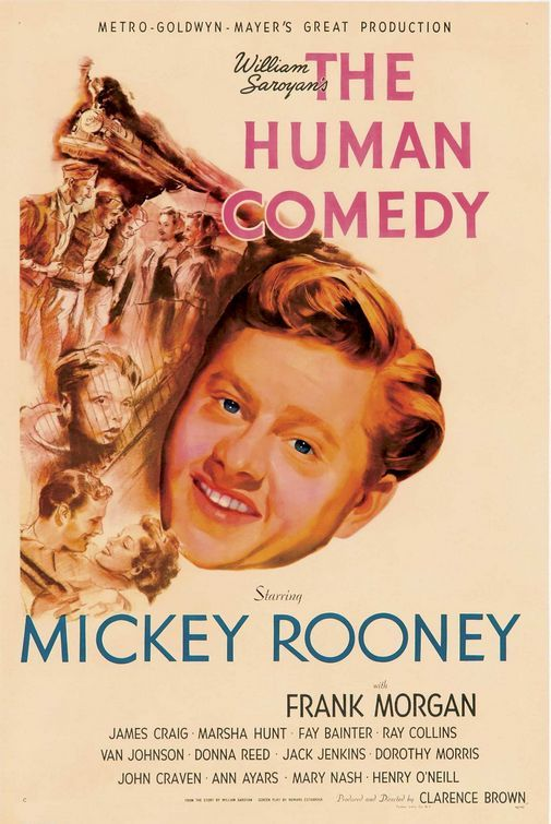 Watch The Human Comedy Full-Movie Streaming