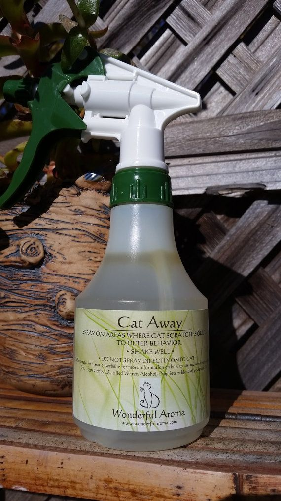 Cat Away Spray Is An Aromatherapy Repellent Product That Protects Your Furniture From Scratches By A Natural Deter