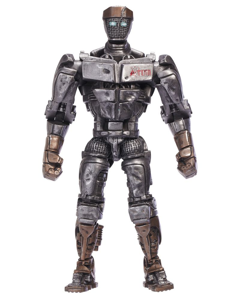 Atom from Real Steel | MFL Influences | Pinterest | Real ...