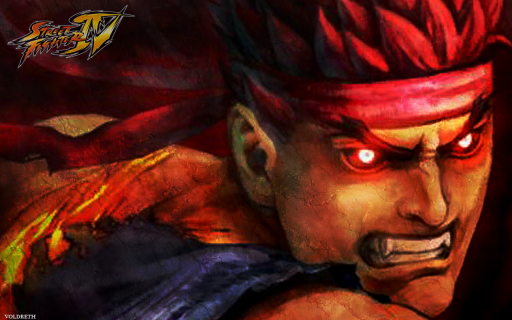 Evil Ryu Wallpapers Wallpaper Cave Evil Wallpaper Ryu