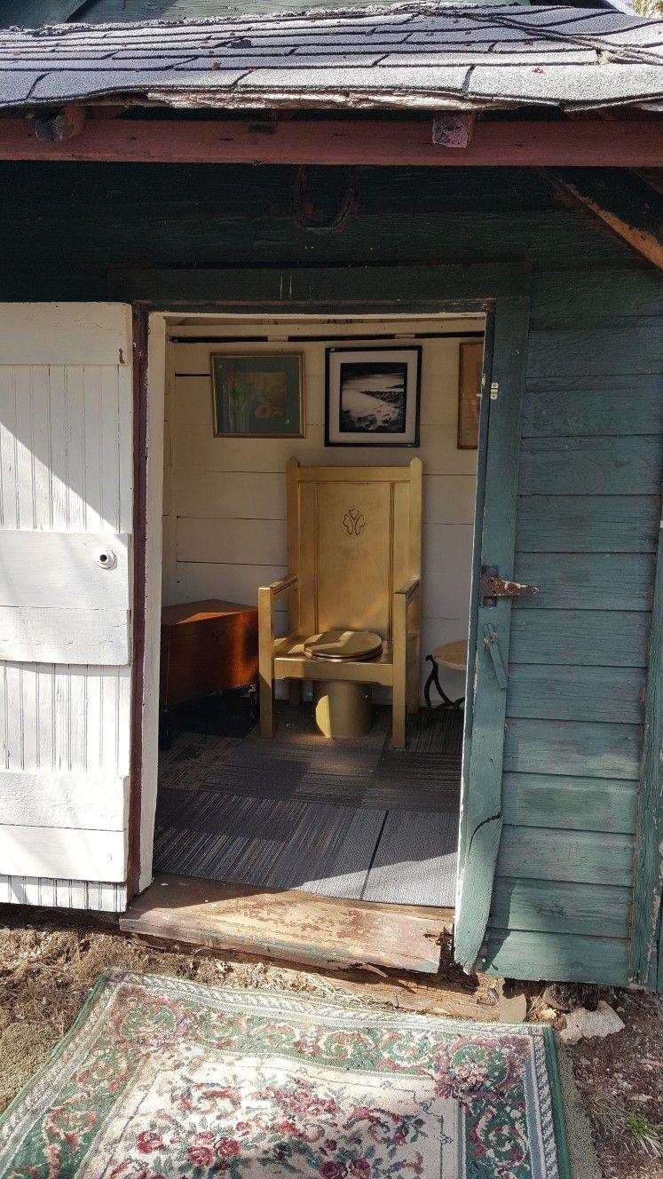 royal composting toliet   Outdoor decor, Bathroom toilets ...