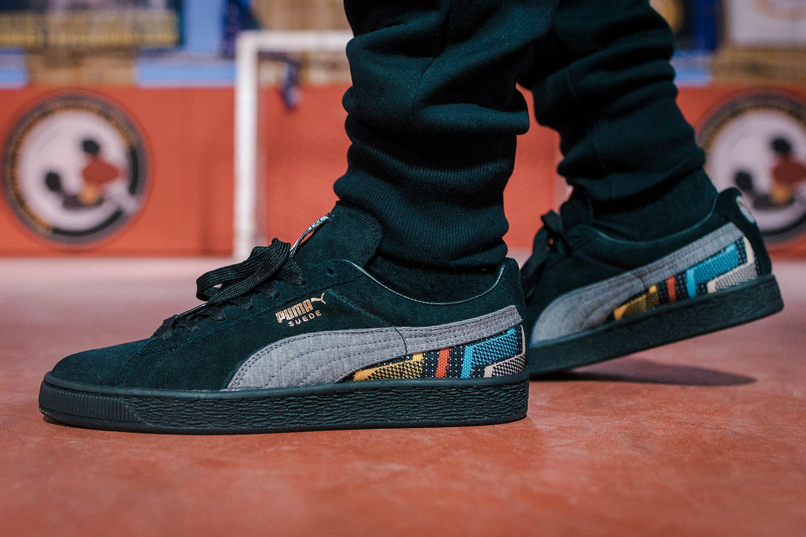 more photos 41d7f cb492 PUMA Honors the Legacy of Tommie Smith With Special Capsule ...