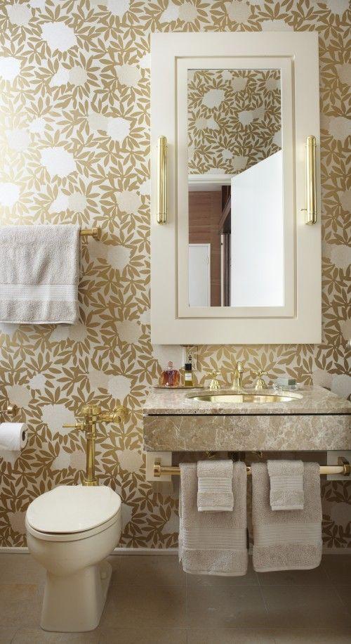 P Room Bathroom Design Small Powder Room Design Gold Bathroom