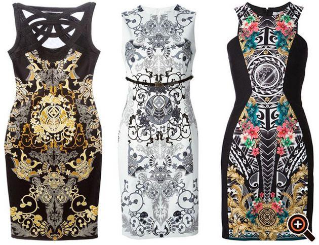 Italienische Kleider - Abendkleider, Sommerkleider, Maxikleider ...