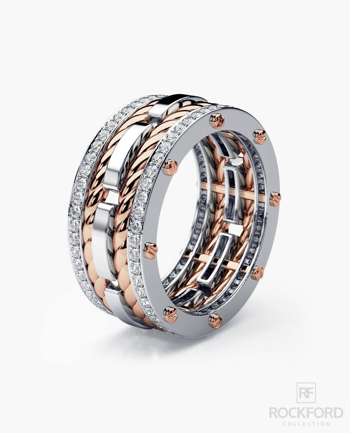 25+ Two tone gold mens wedding band ideas in 2021