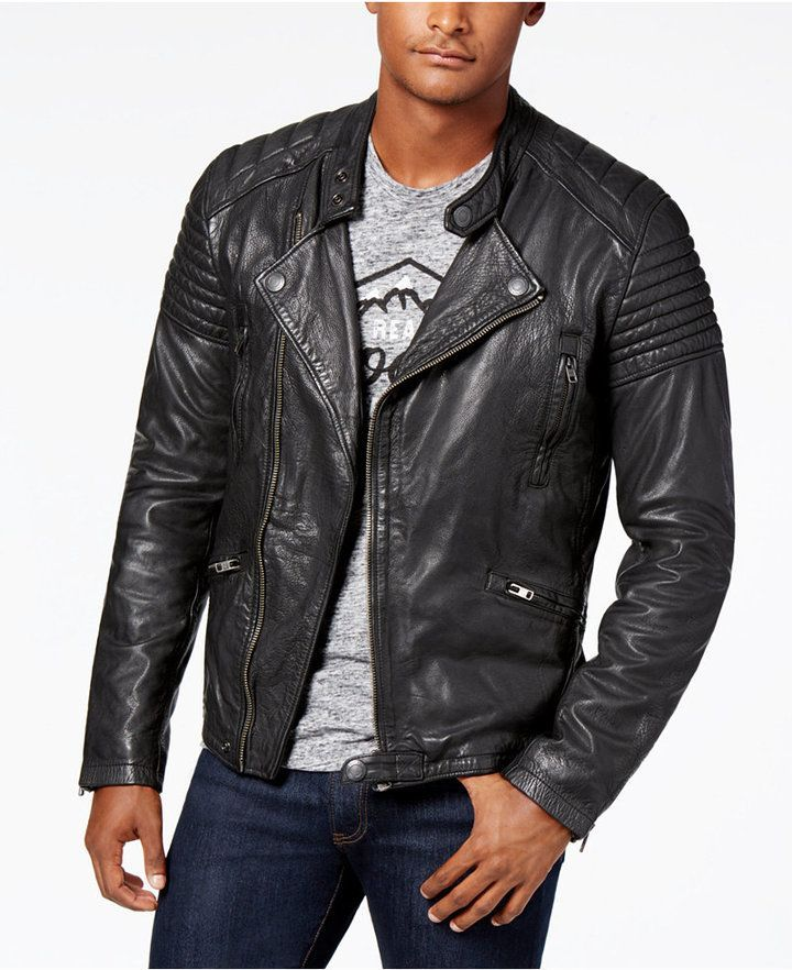 beautiful style Buy Authentic really cheap Superdry Men's Faux-Leather Circuit Racer Jacket | Superdry ...