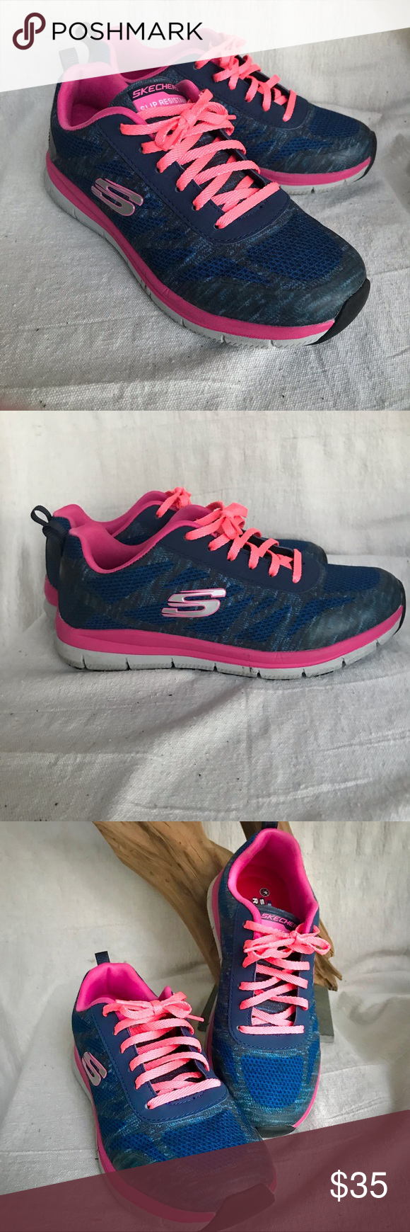 Skechers Sneakers size 8   Skechers
